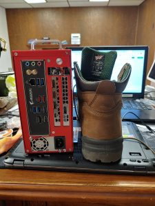 SFF gaming pc vs Boot